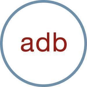 Logo adb design produktion