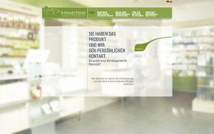 Bild einer website kreiert von adb design produktion